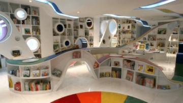 Una librería infantil que crea pasión por los libros