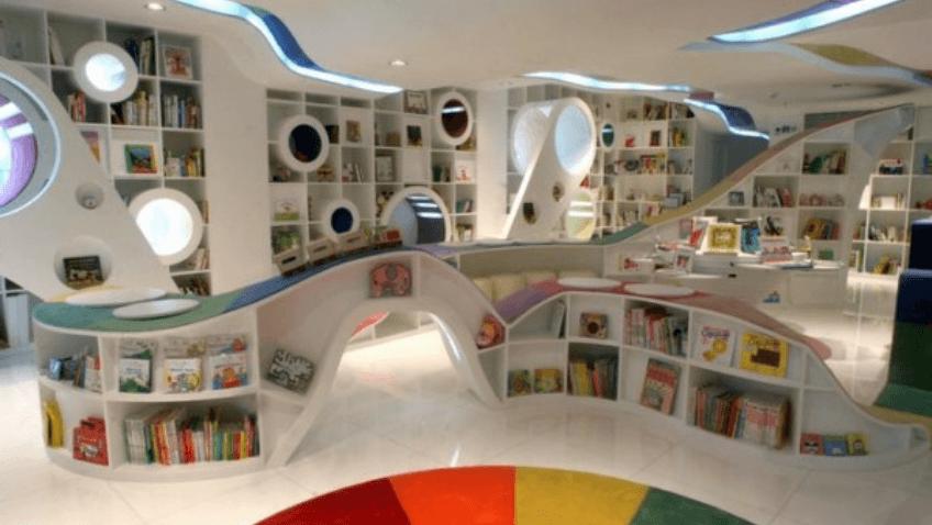librería infantil Poplar Kid's Republic Bookstore