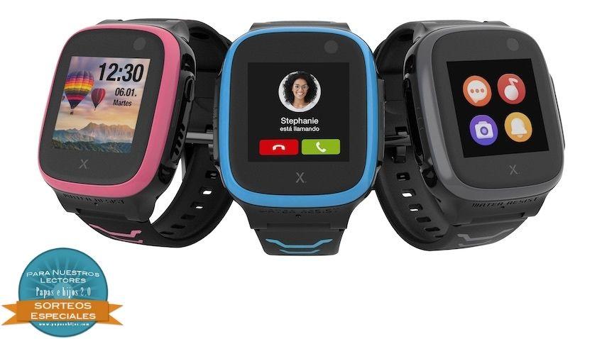 smartwatch infantil x5 xplora colores