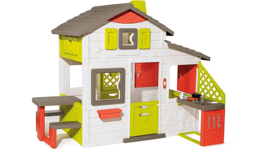 Casita Infantil Neo Friends House Con Cocina